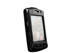 LeatherSkin for Blackberry Storm 9500