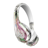 Diamond Tears Edge Headphones